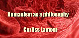 Humanism as a philosophy