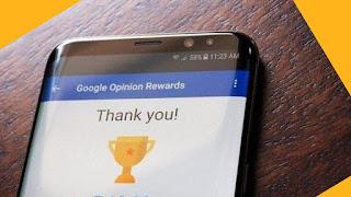 Aplikasi Penghasil Uang dari Google, Cukup 2$ Cair Masuk Paypal, Up 15k/Survei