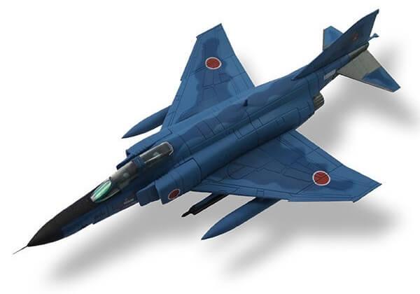 aviones de combate RF-4E Phanton II