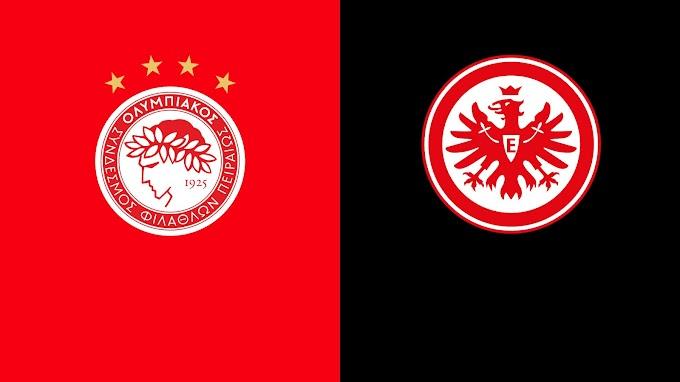 مباراة فرانكفورت وأولمبياكوس بث مباشر 21-10-2021 الدوري الأوروبي