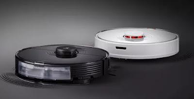 S7 Roborock robotic vacuum cleaners
