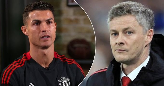 Cristiano Ronaldo discuss how Manchester United can become 'a better team'