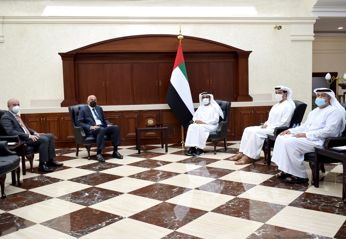 Egypt Central Bank and Abu Dhabi Fund discuss investment opportunities