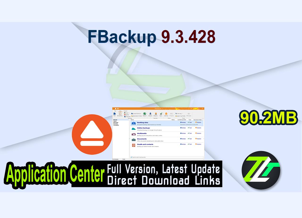 FBackup 9.3.428
