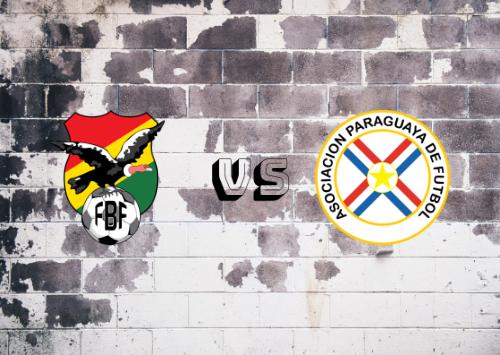 Bolivia vs Paraguay  Resumen