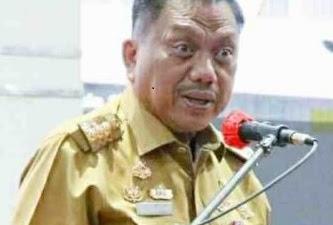 Gubernur Dondokambey Membuka  Secara Langsung kegiatan Musyawarah RPJMD Kota Manado Tahun 2021-2026