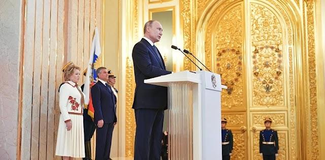 ΔΗΜΟΣΙΑ ΔΗΛΩΣΗ Β.Πούτιν κατά διεθνιστών...!!«ΤΡΟΜΕΡΟ να διδάσκουν τα παιδιά  ότι ένα αγόρι μπορεί να γίνει κορίτσι»....!!