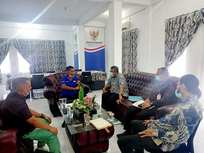 Bupati Abdya Ke Ombudsman Aceh, Ini Yang Dilaporkan