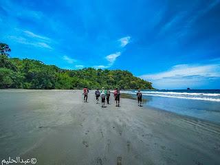 Pantai Nanggelan Jember