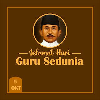 gambar poster hari guru sedunia 5 oktober 2021 png - kanalmu