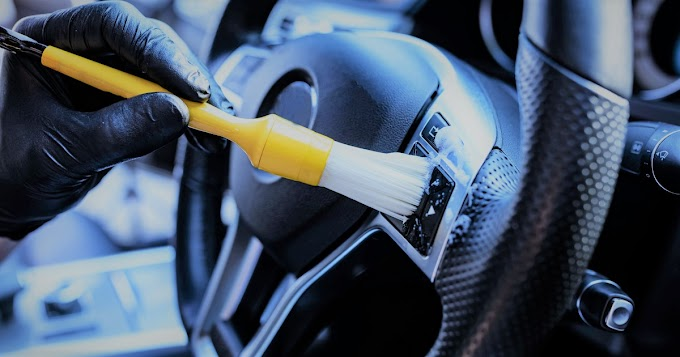 What is vehicle detailing and what are the important rules to follow?