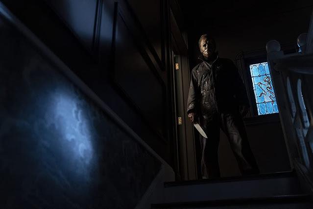 Michael Myers en 'Halloween Kills'. Imagen de Universal Pictures.