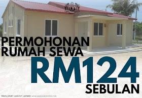 Permohonan Rumah Sewa RM124 Sebulan Dibuka Bagi Tahun 2021