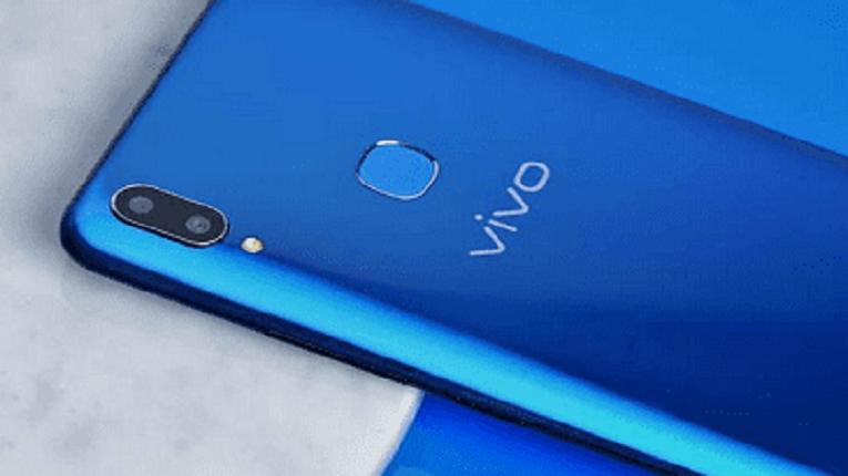 Tampil Lebih Menawan Vivo V9 Cool Blue Limited Edition