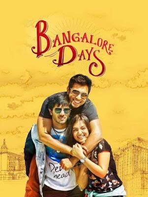 Bangalore Days (2014) Dual Audio [Hindi (Voiceover) & Malayalam] 720p UNCUT HDRip ESub x265 HEVC 970Mb