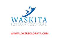 Lowongan Kerja Solo Client Officer di Waskita Candradimuka