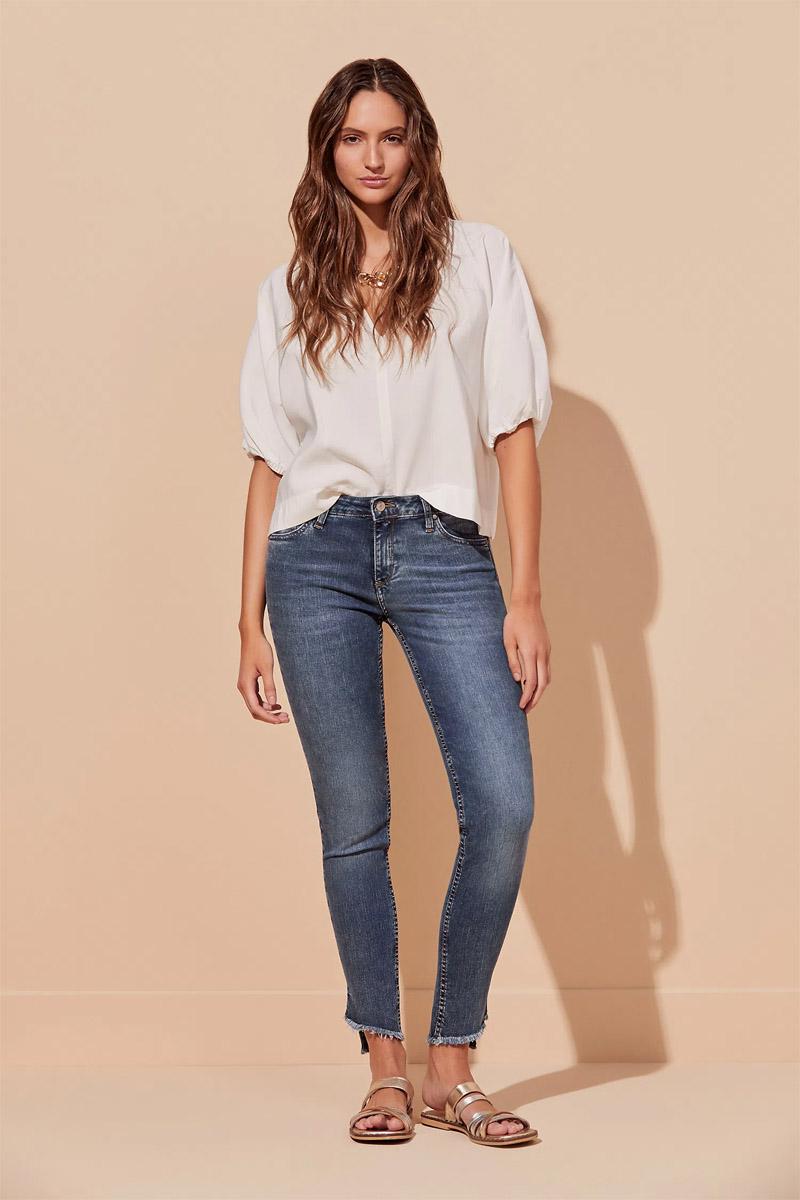 Jeans de mujer verano 2022