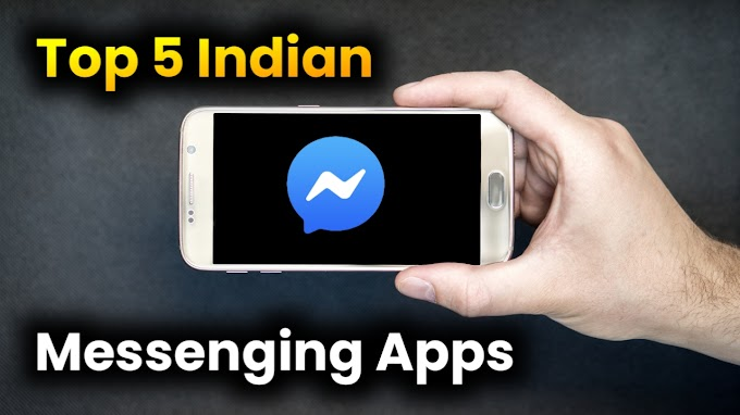 Top 5 Indian Messenger Apps Like WhatsApp in Hindi