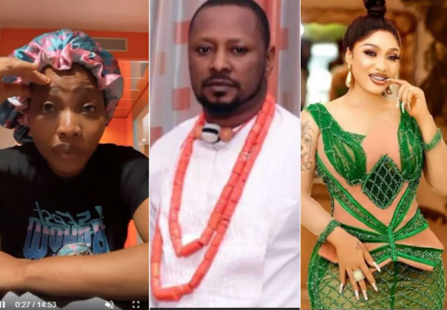 """""""The cockroach has been released"""" - Nollywood Actress, Doris Ogala reacts to Prince Kpokpogri's freedom from police custody"""