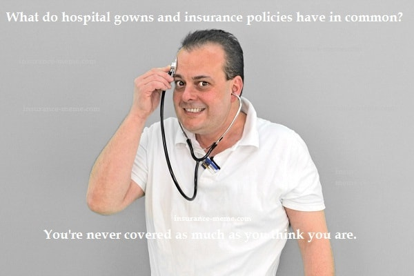 insurance policies have in common