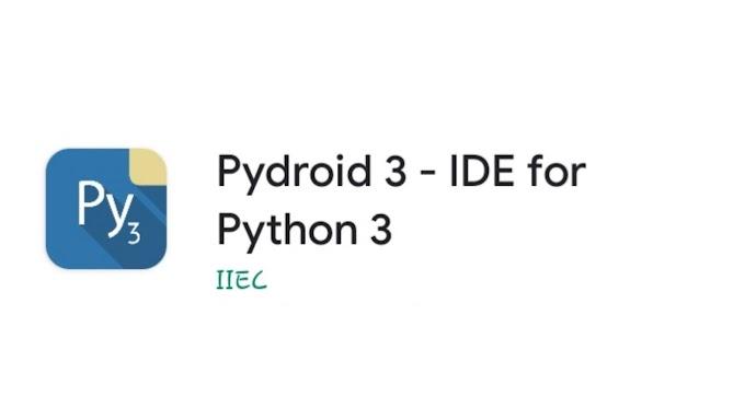 Pydroid 3 v3.4.01 Premium APK