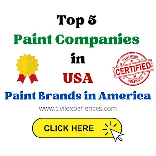 Top 5 Paint Companies in the USA | Paint Brands in America | 5 Best Paint Companies in USA
