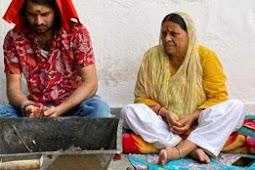 तेजस्वी-तेजप्रताप के बीच कोल्डवार पर ब्रेक : दिल्ली रवाना होने से पहले राबड़ी देवी ने तेजप्रताप के साथ की पूजा