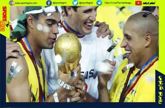 روبيرتو كارلوس, منتخب البرازيل,كاس العالم