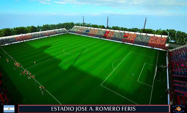 Estadio Jose A. Romero Feris For PES 2013