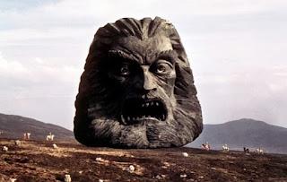 El ídolo de piedra de Zardoz