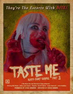 Taste Me: Death-scort Service Part 3 (2018)
