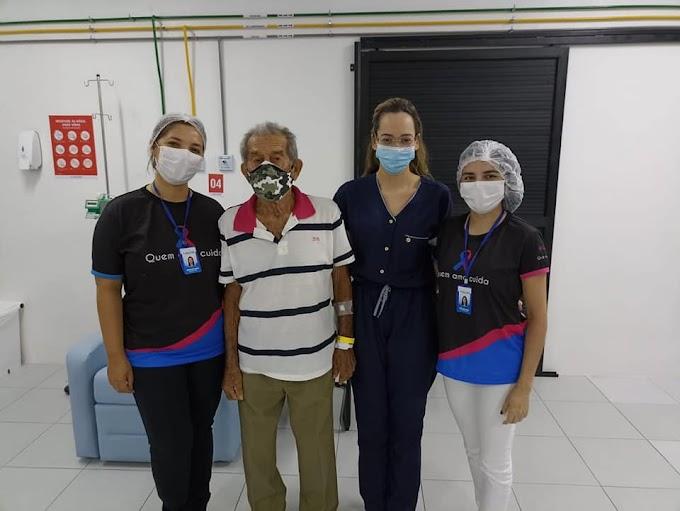 Quimioterapia em Parnaíba é iniciada no Hospital Marques Basto