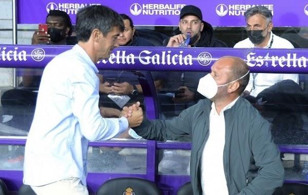 """José Alberto - Málaga -: """"Ha sido un partido de ritmo muy alto"""""""