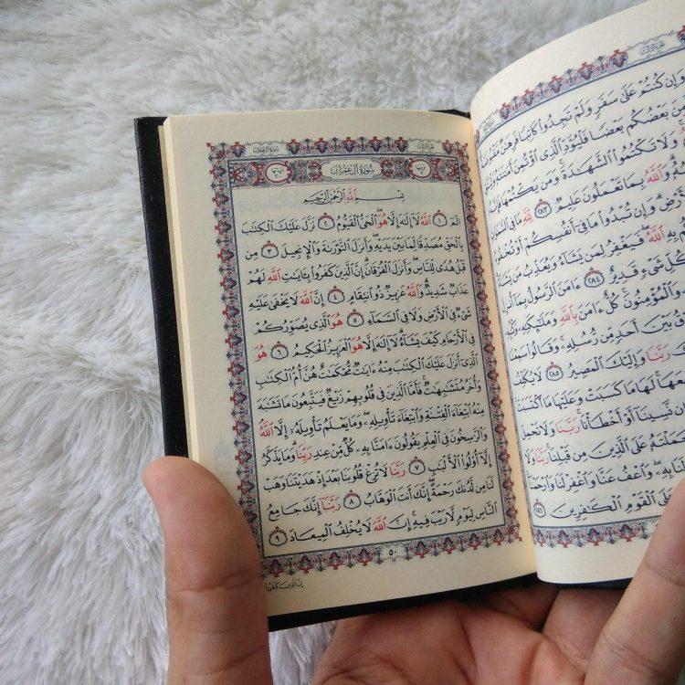Mushaf Al Quran Per 5 Juz Darussalam Saku