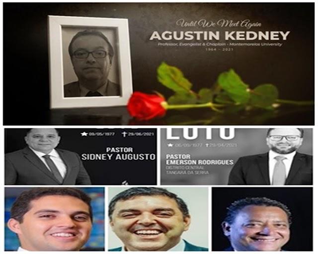 Líderes Adventistas Pausam para Lembrar os Trabalhadores da Igreja Perdidos para COVID-19