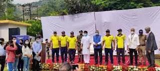 Jyotiraditya M. Scindia launches Doon Drone Fair