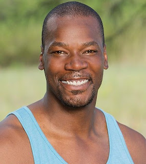 Picture of late American professional basketball player, Cliff Robinson