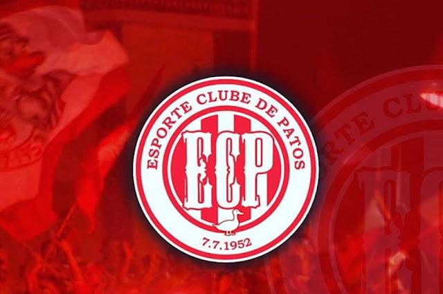 Em nota, diretoria do Esporte de Patos comunica que o clube não disputará a segunda divisão deste ano