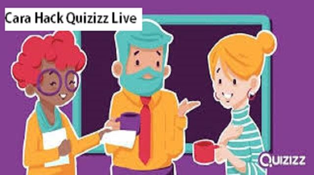 Cara Hack Quizizz Live