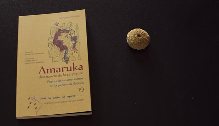 «Amaruka. Disonancia de la serpiente» de VV.AA. (Polibea)