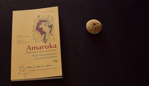 «Amaruka: disonancia de la serpiente. Poetas latinoamericanos en la península ibérica», de VV.AA (Polibea)