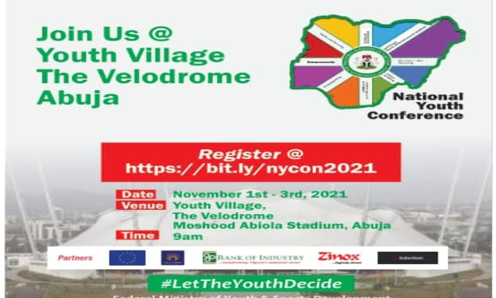Minister of Youth & Sports Development Rescheduled The National Youth Conference