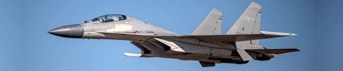 China Flies Record 52 Planes Toward Self-Ruled Taiwan
