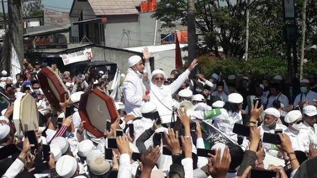 Elektabilitas Habib Rizieq Lewati Puan, Pengamat: Kekuatan Loyalis