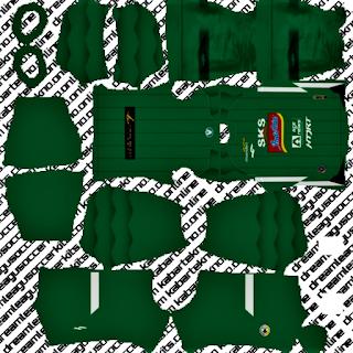 Kit DLS 2021 PSS Sleman BRI Liga 1 21/22