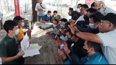 Pemasok Makanan Nakes Asal Cirebon dan Purworejo Tuntut Rekanan Kemenkes