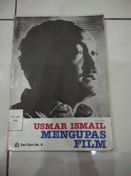 Usmar Ismail Mengupas Film
