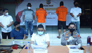Penanganan Terkini Kasus PT. BDL Bolmong, Polda Sulut Gelar Press Conference
