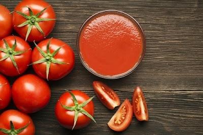 O tomate é muito rico em licopeno, um dos mais poderosos antioxidantes da natureza.