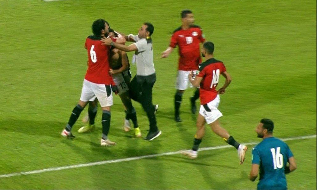 موعد مباراة مصر وليبيا في تصفيات كاس العالم